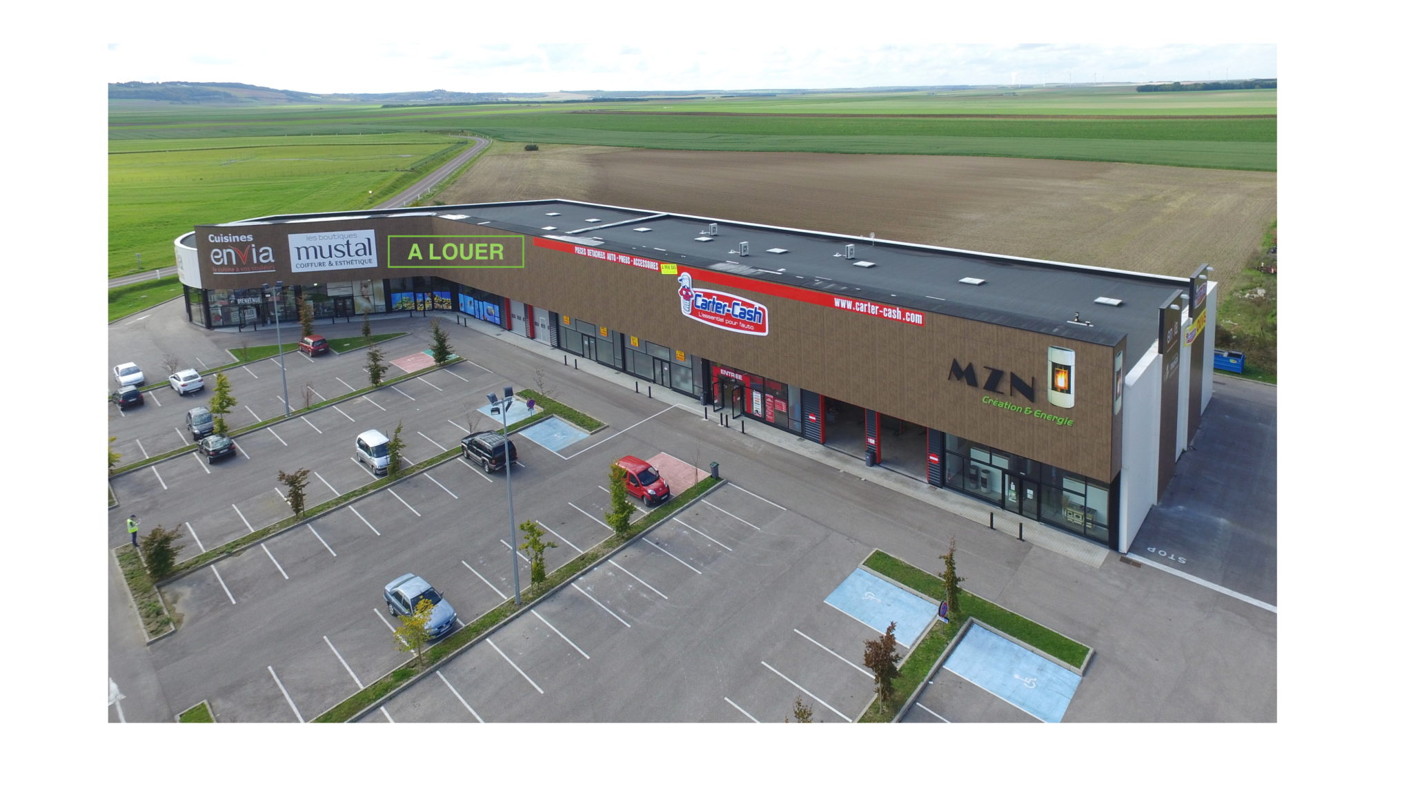 Local Commercial Troyes 10 Barberey St Sulpice Gnc Holding